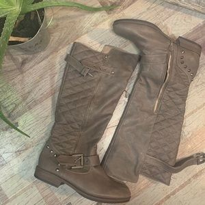 BOGO Free🌻Just Fab boots fur lined boots NWOT